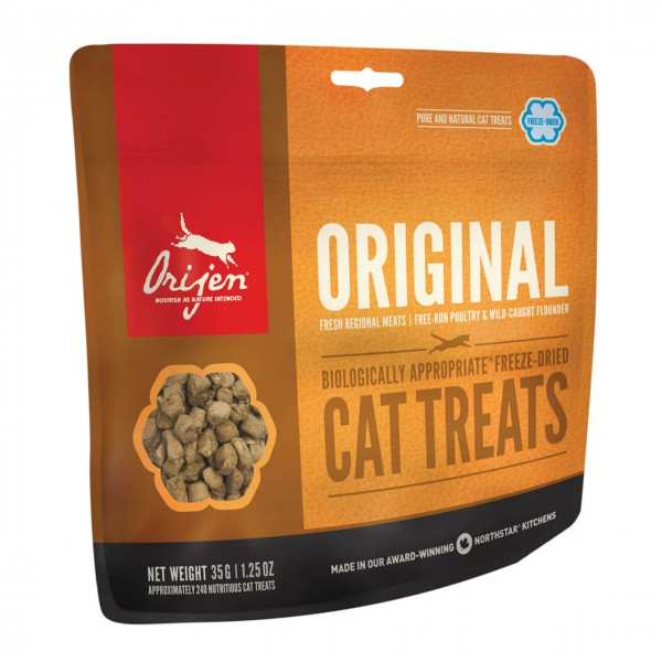 Orijen Original Cat Treats Katzen Snacks