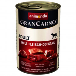 Animonda Gran Carno Adult Multifleisch-Cocktail Hunde Nassfutter
