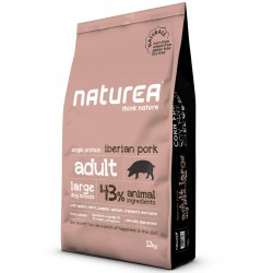 Naturea Naturals Adult Large Breed Iberian Pork Hunde Trockenfutter