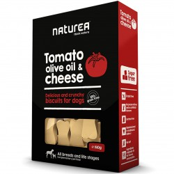 Naturea Biscuits Tomato, Olive Oil & Cheese Hunde Snack