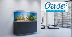 Hochinnovative Oase Süßwasseraquarien