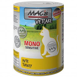 MAC's Cat Mono Sensitive Pute Katzen Nassfutter