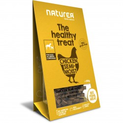 Naturea the healthy treat Chicken Semi-Moist Hunde Snack