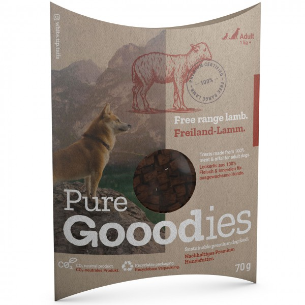 Goood Pure Goodies Freilandlamm Hundesnack