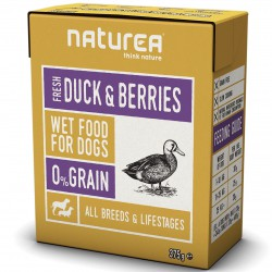 Naturea Fresh Duck & Berries Hunde Nassfutter