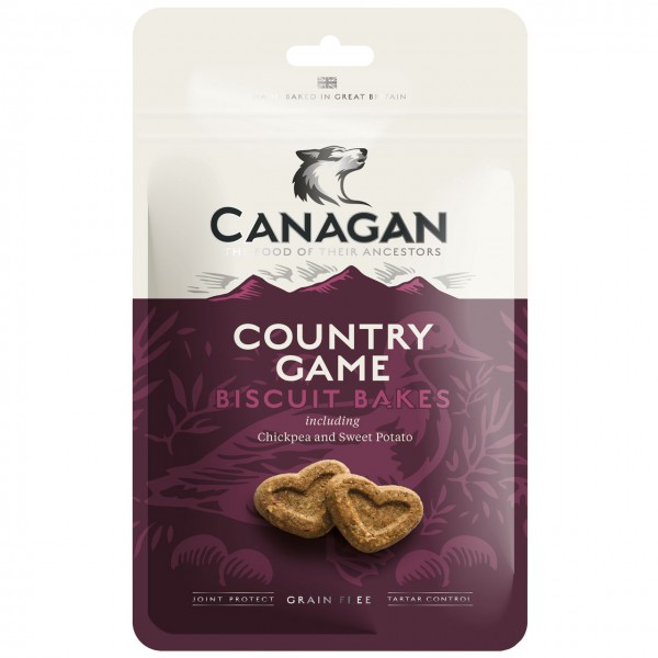 Canagan Country Game Dog Biscuits Hundesnack