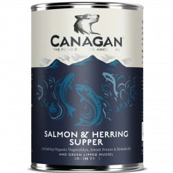 Canagan Salmon & Herring Supper Hunde Nassfutter