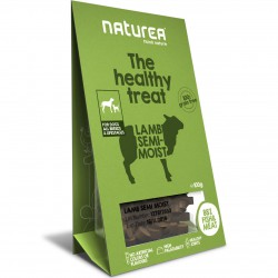 Naturea the healthy treat Lamb Semi-Moist Hunde Snack