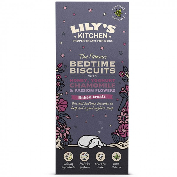 Lily's Kitchen Bedtime Biscuits Hunde Snacks