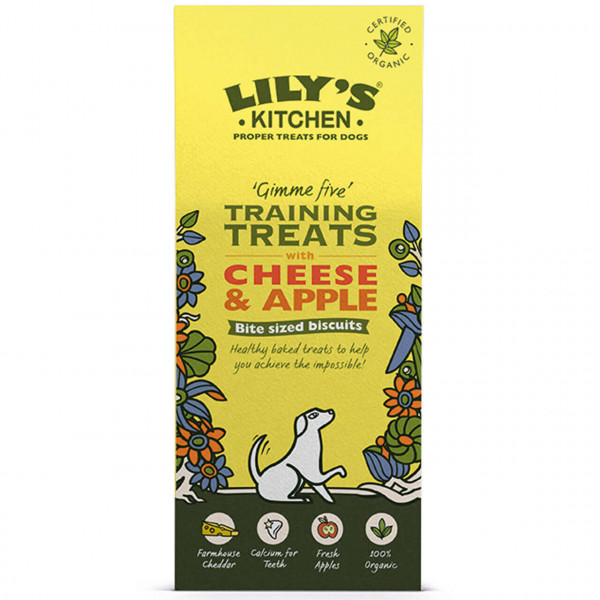 Lily's Kitchen Training Treats Hunde Snacks 3x 100 g