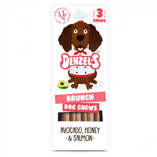 Denzel's Brunch Dog Chews Hunde Snack