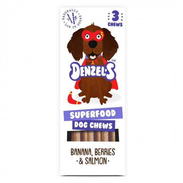 Denzel's Superfood Dog Chews Hunde Snack